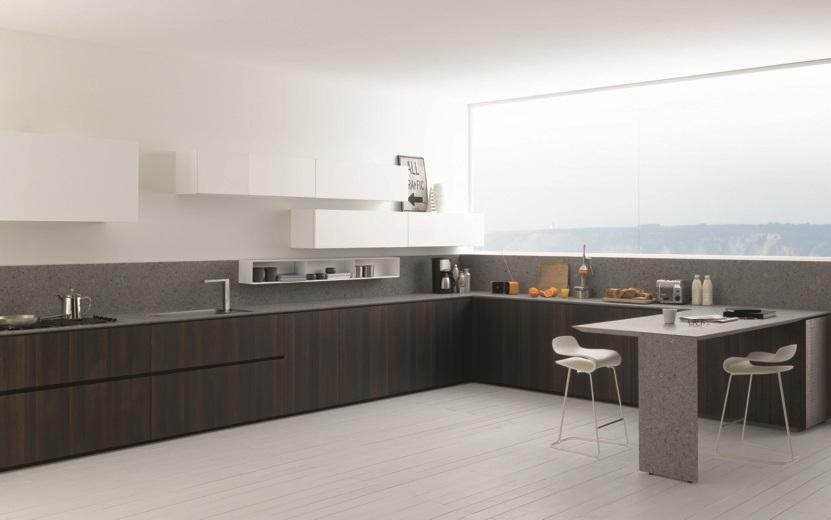 Zampieri arredo design varese for Piccola cucina grande casa