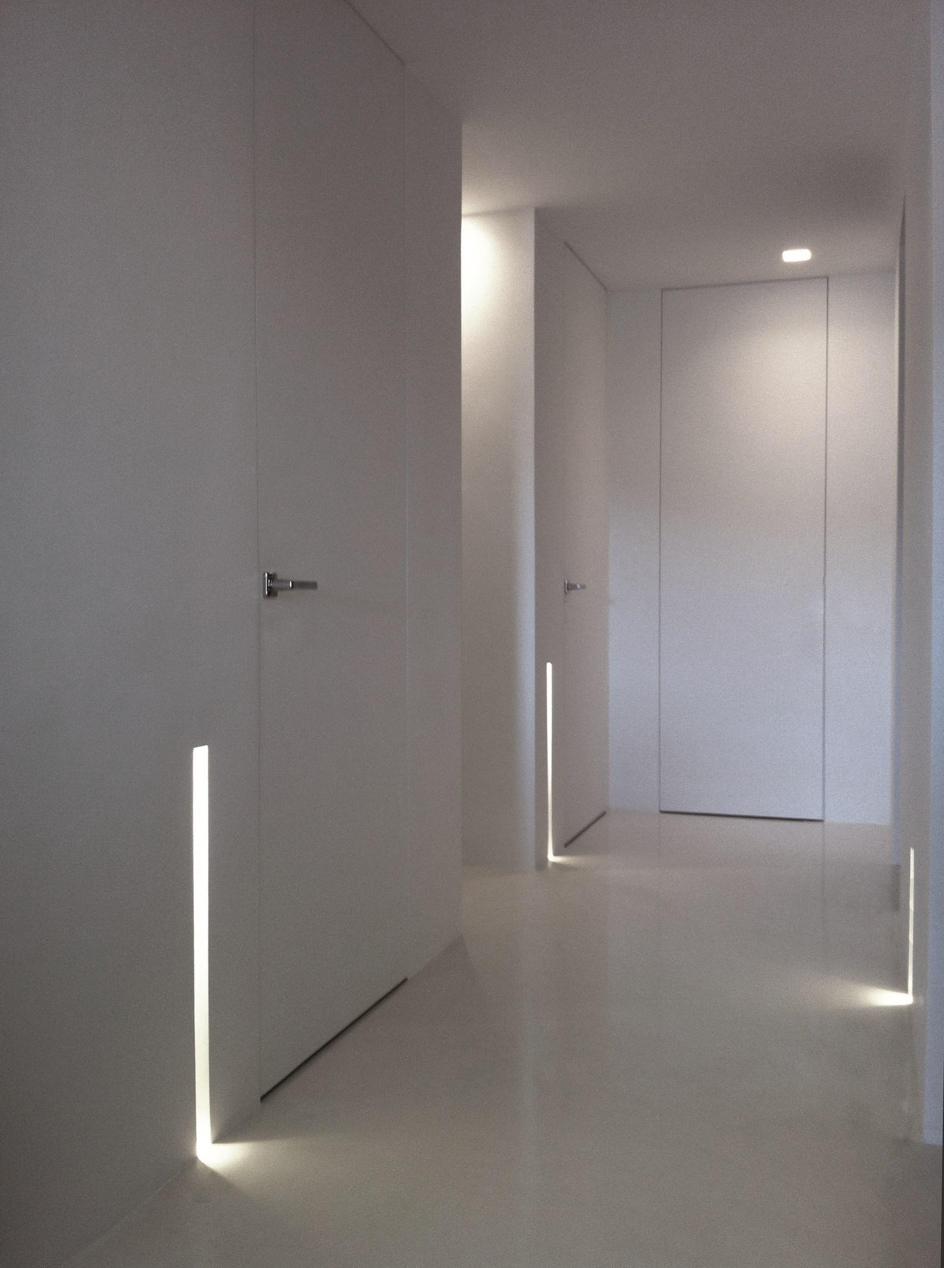 Applique esterno led design moderno: parete per esterno ...