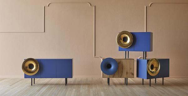 Complementi Darredo Miniforms By Paolo Cappello : Miniforms arredo design varese