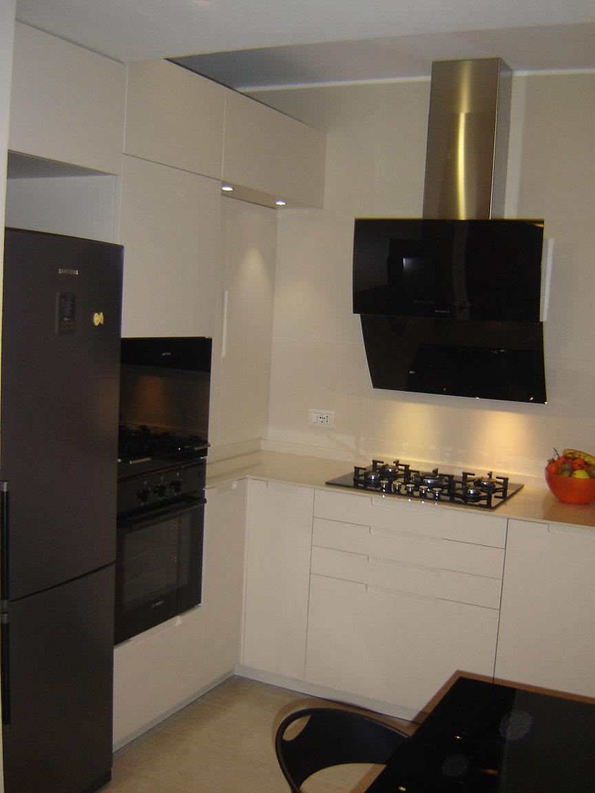 Progetto 7 cucina rinnovata arredo design varese for Arredo design varese